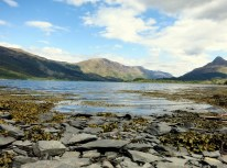 Scuba diving the Slates Ballachulish Loch Leven Scotland