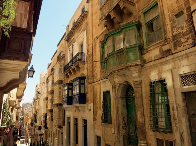 St Ursula Street Valetta Malta