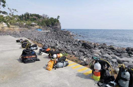 Izu Ocean Park Dive Centre Japan