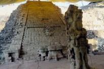 Copan Ruinas Mayan Archeological Site Honduras