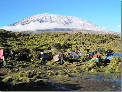 The Majesty of Kilimanjaro (5/6)
