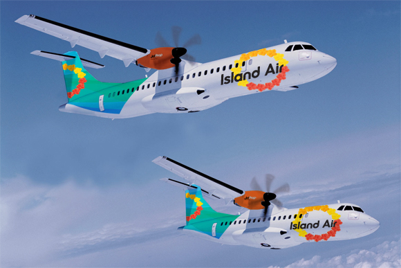 Island Air | World Airline News