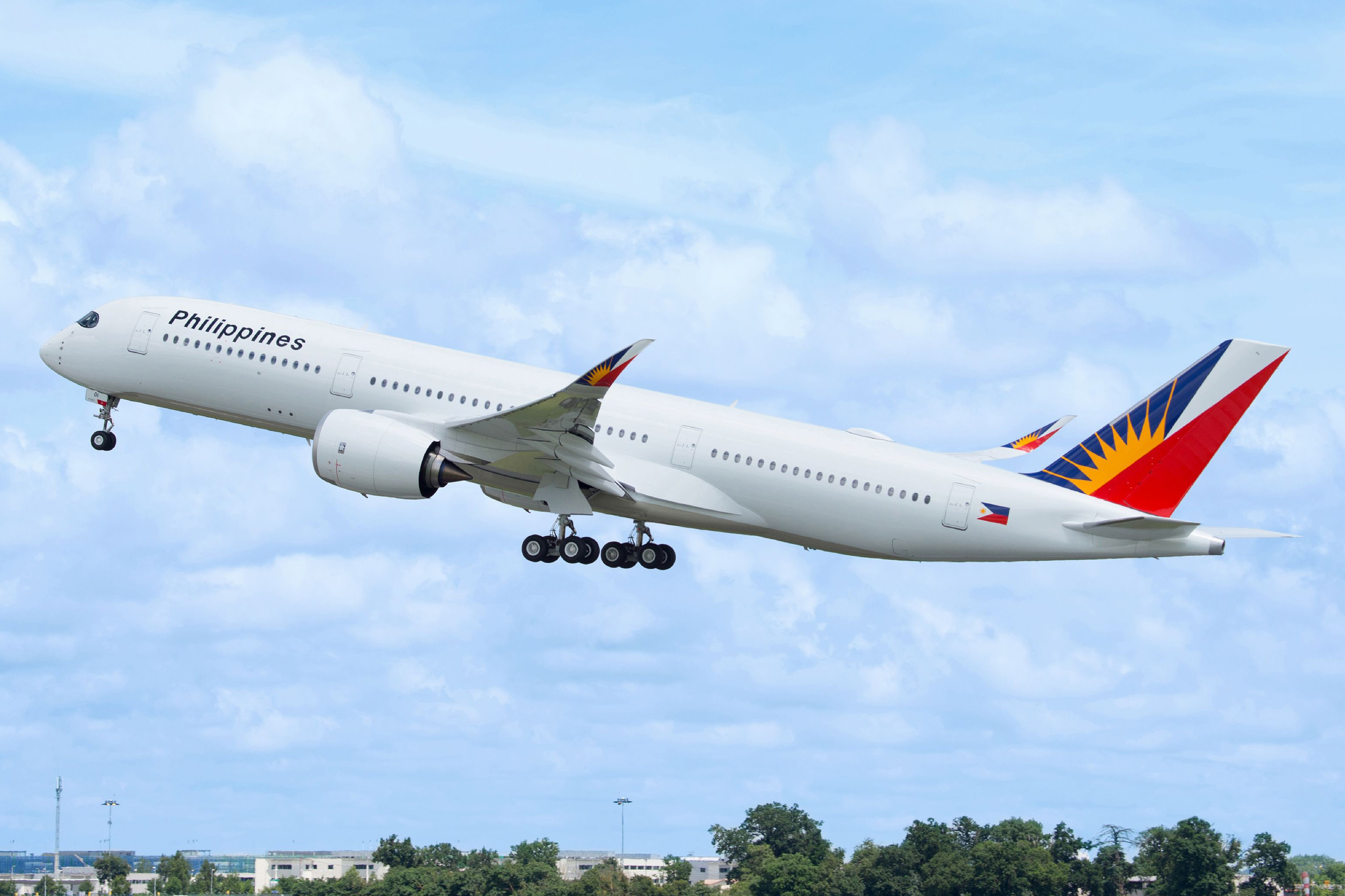 Philippine Airlines takes delivery of its first Airbus A350-900 | World Airline News