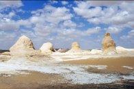White Desert (Sahara el Beyda), Egypt