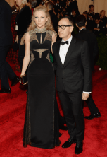 best-taylor-swift-who-attended-with-designer-gilles-mendel-looked-perfectly-punk-in-her-j-mendel-black-silk-dress