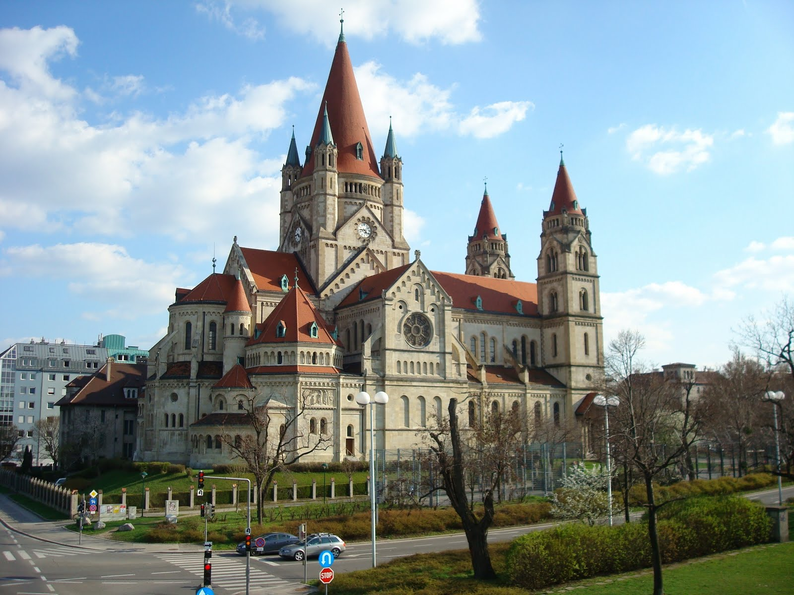 Alasan kuliah di Austria - arsitektur yang unik