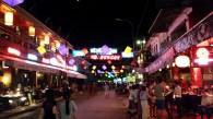 Pub Street is Siem Reap's main drag.