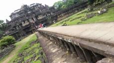 Entering Baphuon