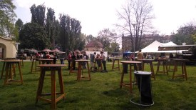 We happened upon a local festival at Kampa Island.