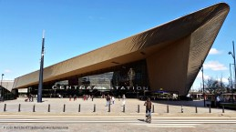 Rotterdam Centraal, opened in 2014, sets the stage for your exploration of beautiful architecture in the city.