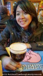 Carolus beer in Brussels