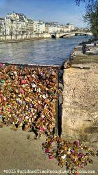 Broken locks = temporary love?