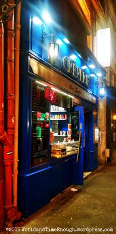 Creperie Chez Suzette is a delicious dine-in or to-go creperie in Paris