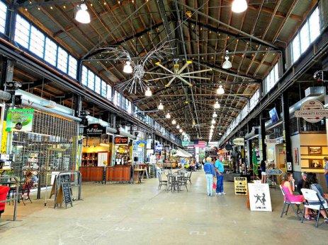 Inside the Pybus Public Market