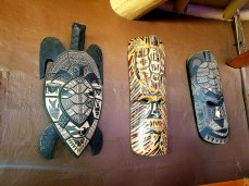 Lovely wood carvings