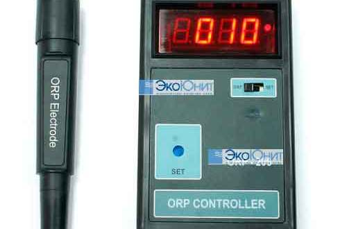 controller ORP