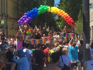 Portland Pride Parade 2018