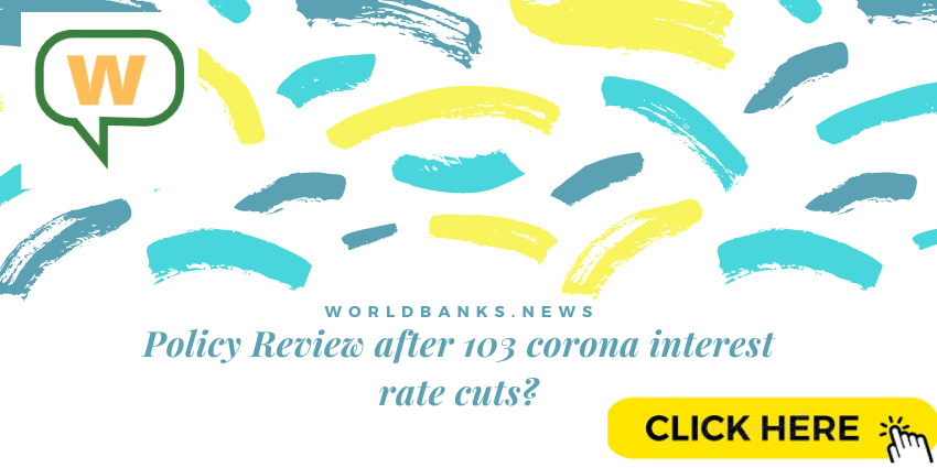 Policy Review after 103 corona interest rate cuts_