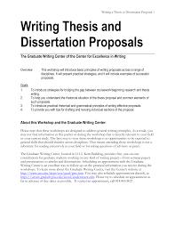 Dissertation Proposal- Get Professional Help
