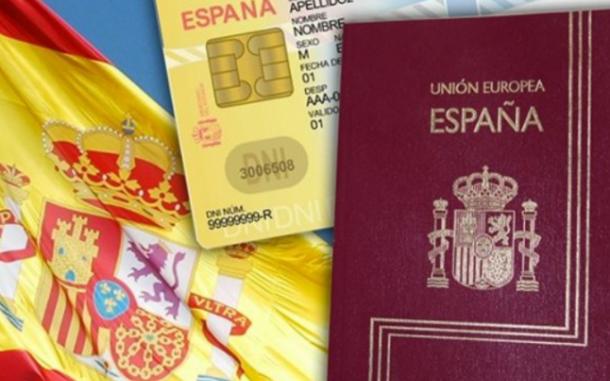 ispansko grajdanstvo