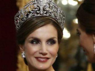 кралица Летисия