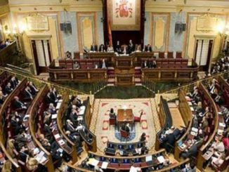испански парламент