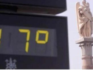 температурите в Испания