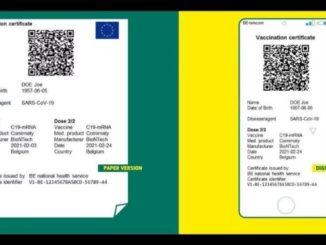 COVID паспорт