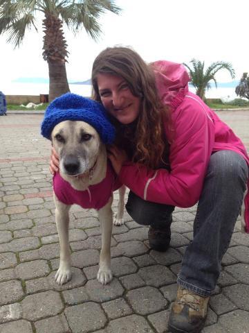 Lucy & Ishbel hat