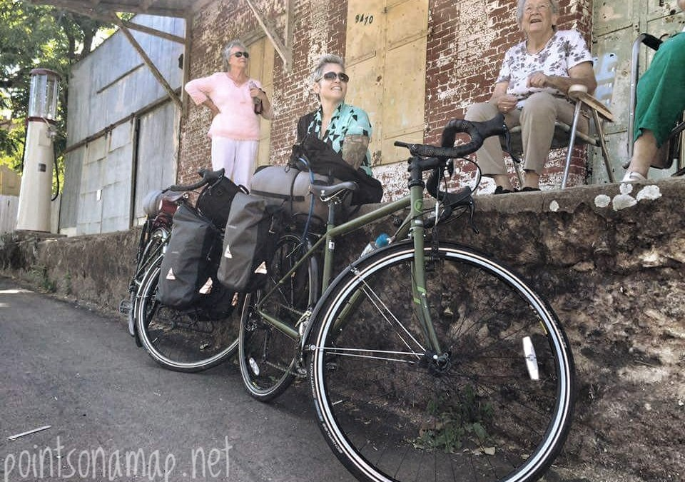 Mother & Daughter Cycle the World!