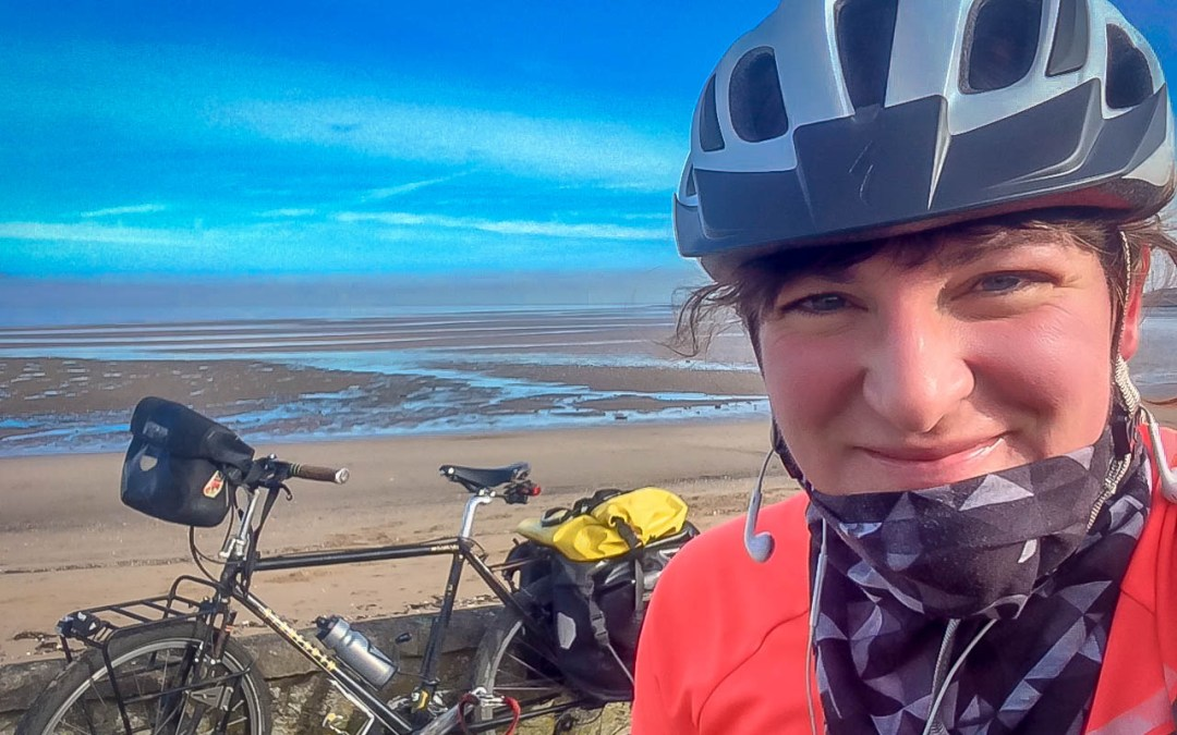 I've cycled across 20 countries.  Can I repair a puncture?  Nope.