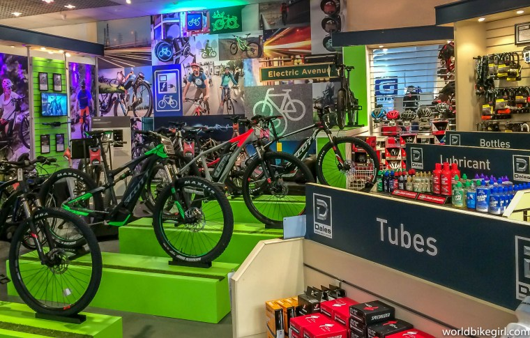 Dales Cycle Shop