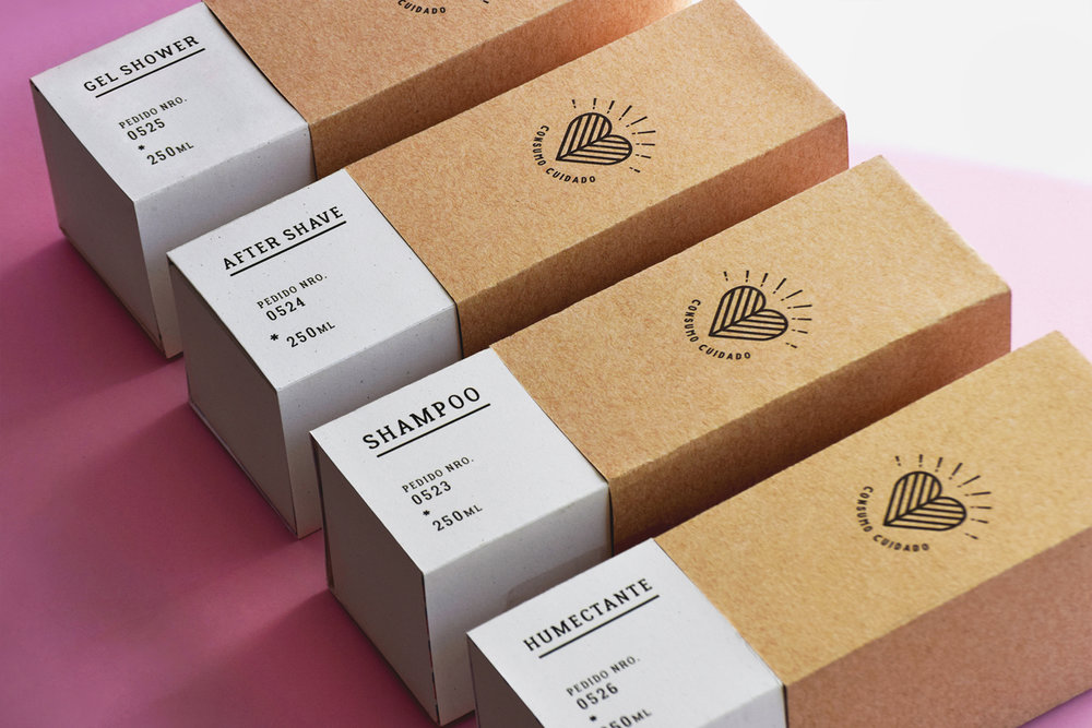 example of sustainable packaging