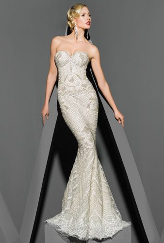Couture Brands For The Sophisticated Bride: Best Bet: Victor Harper Couture www.victorharpercouture.com