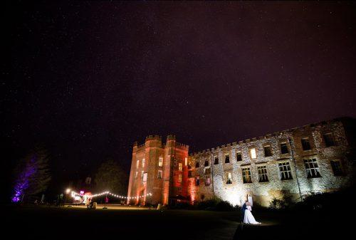 Farnham Castle, Surrey, England. Photo by Farnham Castle.