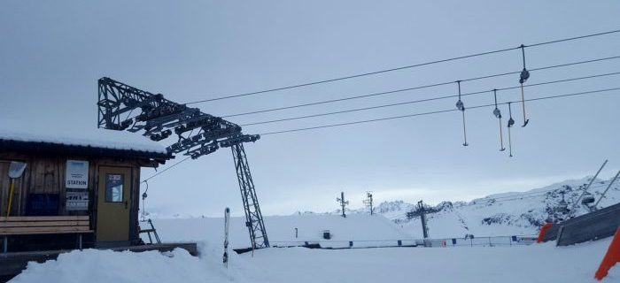 Ice, ice, baby – zwei Tage Schnee satt in St. Gallenkirch, Montafon