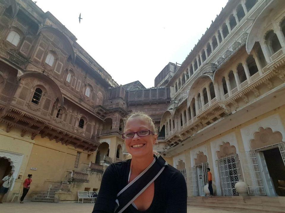 Jodhpur Festung