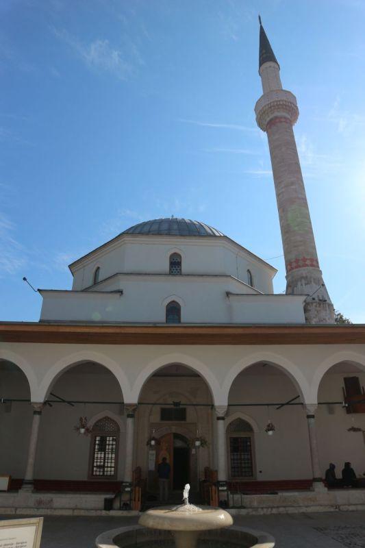 Altstadt von Sarajevo