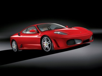 フェラーリF430の変速スピードは0.06秒!