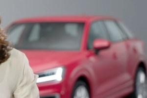 アウディQ2の予告画像が公開。日本でも人気の小型SUV