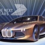 BMW100周年記念モデル!ヴィジョン・ネクスト100コンセプト