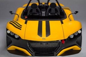 VUHL05が発売開始・メキシコのスーパーカー!1000万以下で