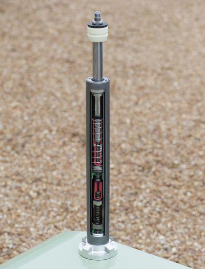シトロエンの新型油圧式サスペンション