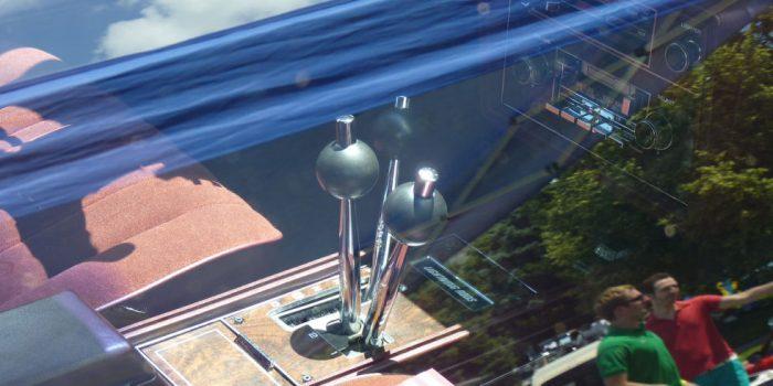 オールズモビルの避雷針シフト