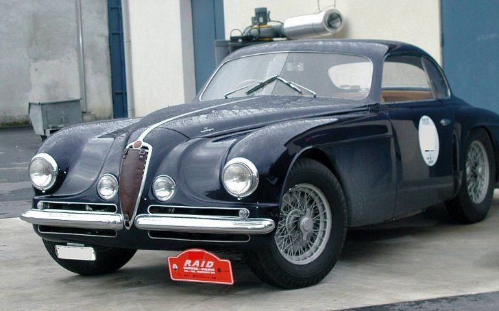 アルファロメオ6C 2500
