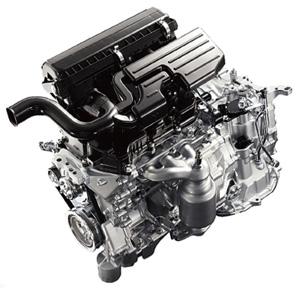 kf型エンジン