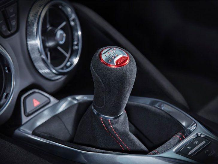 マニュアル車のモード