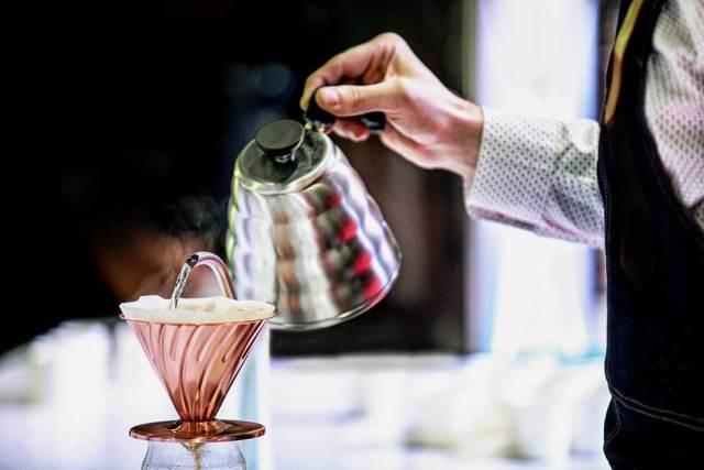 Что такое пуровер кофе