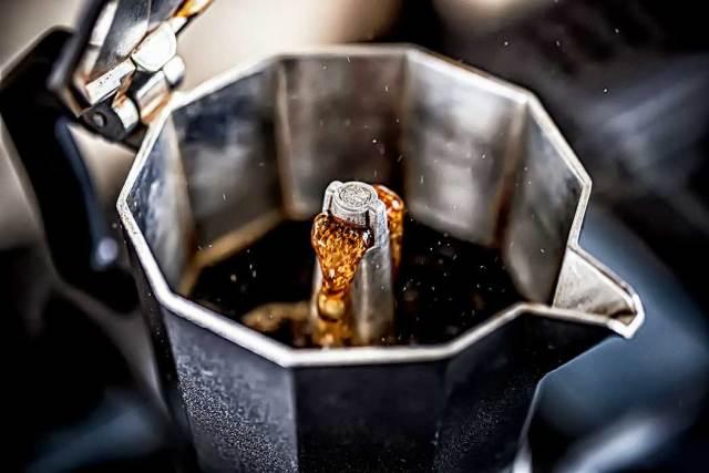 «Moka pot» – это гейзерная кофеварка