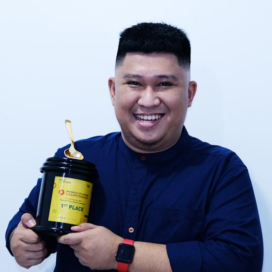 Trian Fatrianto Indonesia World Coffee Events